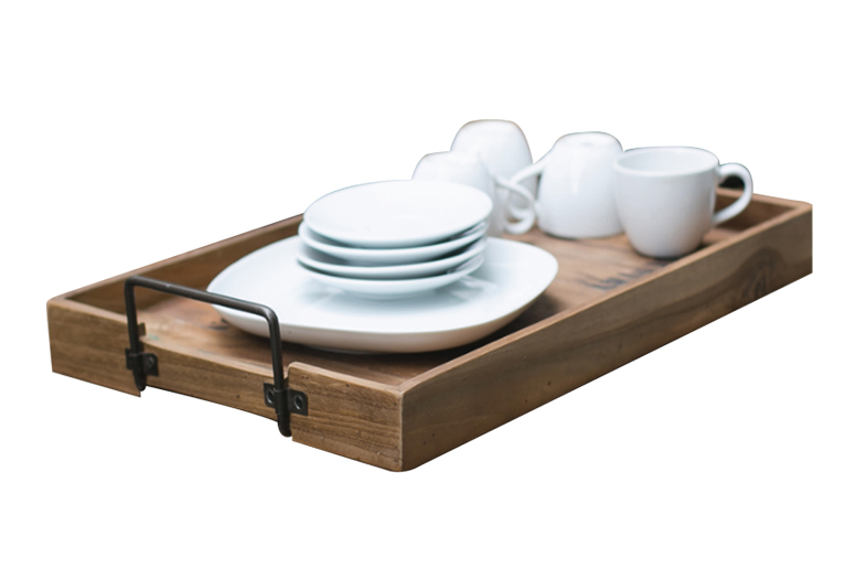 Dinky square tray